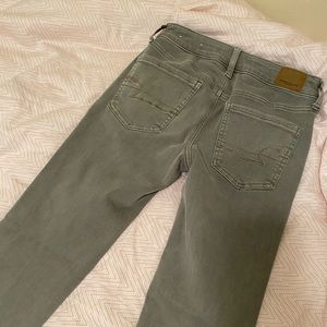 American eagle high waisted jeggings